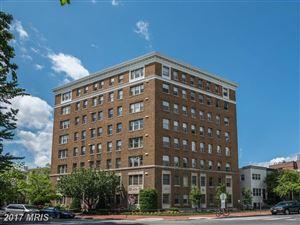 Photo of 1621 T ST NW #805, WASHINGTON, DC 20009 (MLS # DC10074643)