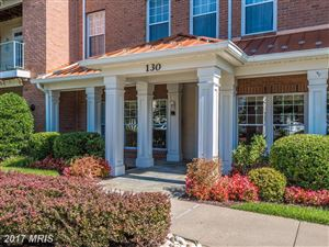Photo of 130 CHEVY CHASE ST #203, GAITHERSBURG, MD 20878 (MLS # MC10069652)