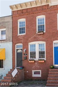 Photo of 743 FORT AVE E, BALTIMORE, MD 21230 (MLS # BA9944656)