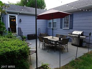 Tiny photo for 725 MELROSE ST, ANNAPOLIS, MD 21401 (MLS # AA10052660)