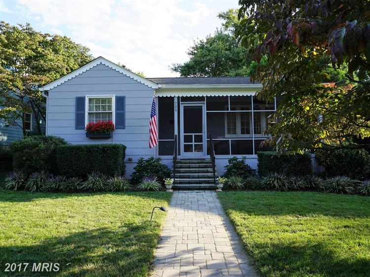 Photo for 725 MELROSE ST, ANNAPOLIS, MD 21401 (MLS # AA10052660)