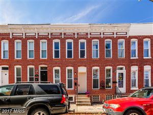 Photo of 1508 BOYLE ST, BALTIMORE, MD 21230 (MLS # BA10090662)