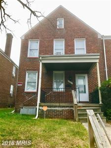 Photo of 3517 ERDMAN AVE, BALTIMORE, MD 21213 (MLS # BA10068672)