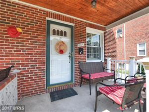 Photo of 4206 SPRINGWOOD AVE, BALTIMORE, MD 21206 (MLS # BA10015673)