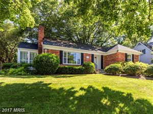 Photo of 5712 NAMAKAGAN RD, BETHESDA, MD 20816 (MLS # MC10002677)