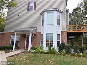 Photo of 106 HARBOUR HEIGHTS DR #106, ANNAPOLIS, MD 21401 (MLS # AA10081679)