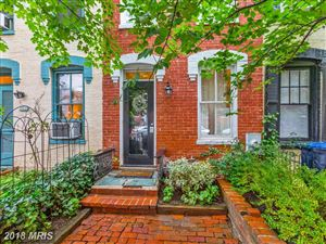 Photo of 1257 35TH ST NW, WASHINGTON, DC 20007 (MLS # DC10052679)