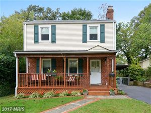 Photo of 9732 51ST PL, COLLEGE PARK, MD 20740 (MLS # PG10081682)