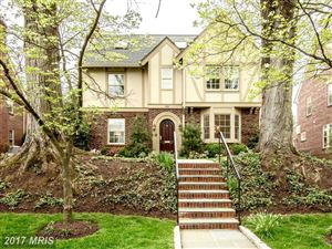 Photo of 110 SUMMERFIELD RD, CHEVY CHASE, MD 20815 (MLS # MC9921687)