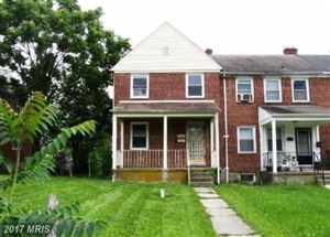 Photo of 1247 BELVEDERE AVE, BALTIMORE, MD 21239 (MLS # BA10011692)