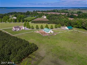 Photo of 29510 PORPOISE CREEK RD, TRAPPE, MD 21673 (MLS # TA9840692)