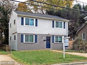 Photo of 712 NOVA AVE, CAPITOL HEIGHTS, MD 20743 (MLS # PG10105694)