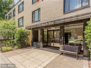 Photo of 5112 MACARTHUR BLVD NW #305, WASHINGTON, DC 20016 (MLS # DC9988695)