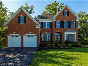 Photo of 5917 BERRYVILLE CT, HAYMARKET, VA 20169 (MLS # PW10054699)