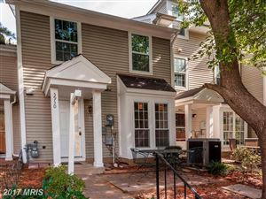 Photo of 5930 HAVENER HOUSE WAY, CENTREVILLE, VA 20120 (MLS # FX10077700)