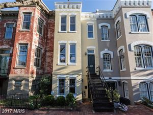 Photo of 2447 P ST NW, WASHINGTON, DC 20007 (MLS # DC10029702)