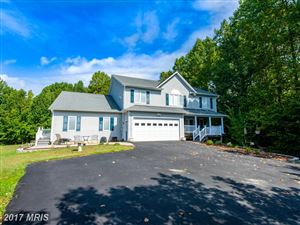 Photo of 9159 WOODLAND WAY N, OWINGS, MD 20736 (MLS # CA9932704)