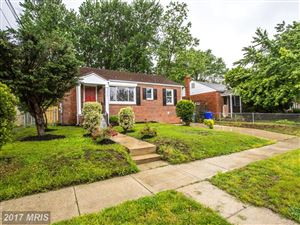 Photo of 5027 EDGEWOOD RD, COLLEGE PARK, MD 20740 (MLS # PG9991709)