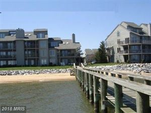 Tiny photo for 7010 CHANNEL VILLAGE CT #201, ANNAPOLIS, MD 21403 (MLS # AA10078723)