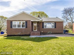 Photo of 628 APPLE AVE, FREDERICK, MD 21701 (MLS # FR9906723)