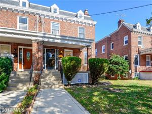 Photo of 1334 TAYLOR ST NE, WASHINGTON, DC 20017 (MLS # DC10094724)