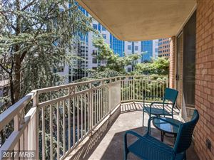Tiny photo for 7500 WOODMONT AVE #S507, BETHESDA, MD 20814 (MLS # MC10028728)