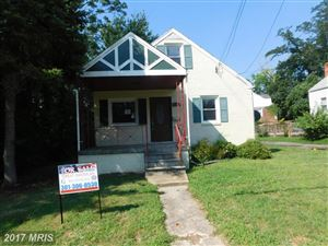 Photo of 4309 BYERS ST, CAPITOL HEIGHTS, MD 20743 (MLS # PG10009728)