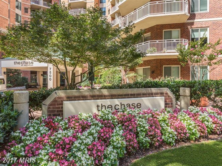 Photo for 7500 WOODMONT AVE #S507, BETHESDA, MD 20814 (MLS # MC10028728)