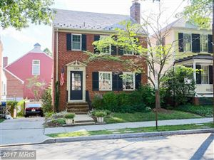 Photo of 5204 MACARTHUR BLVD NW, WASHINGTON, DC 20016 (MLS # DC9999736)
