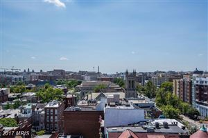 Tiny photo for 1701 16TH ST NW #836, WASHINGTON, DC 20009 (MLS # DC9955739)