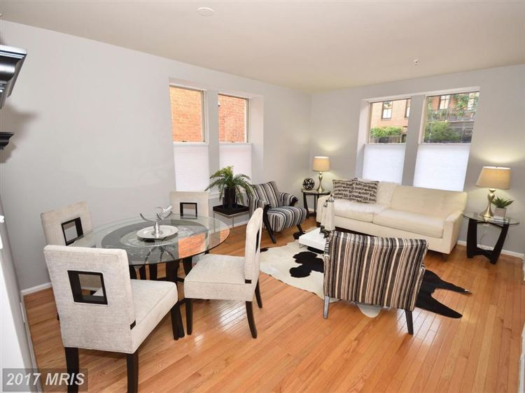 Photo for 1619 R ST NW #103, WASHINGTON, DC 20009 (MLS # DC10021739)