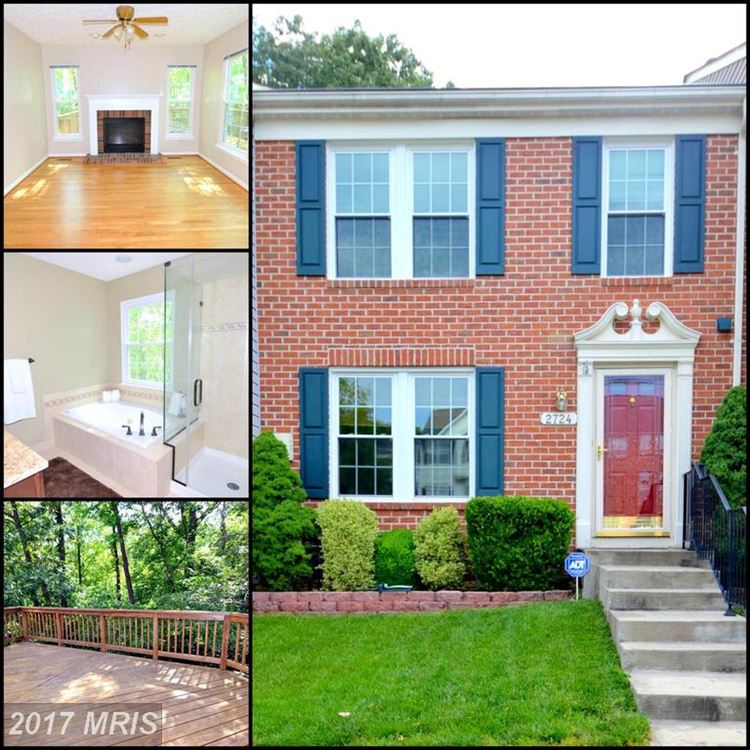 Photo for 2724 THORNBROOK CT, ODENTON, MD 21113 (MLS # AA9969740)