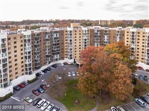 Photo of 15101 INTERLACHEN DR #1-509, SILVER SPRING, MD 20906 (MLS # MC10106741)