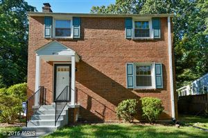 Photo of 10020 BROOKMOOR DR, SILVER SPRING, MD 20901 (MLS # MC9775743)