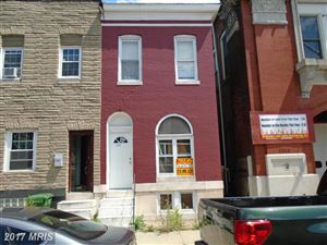Photo of 1225 MONTFORD AVE N, BALTIMORE, MD 21213 (MLS # BA10038744)