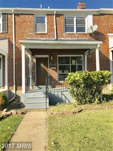 Photo of 1166 NORTHERN PKWY, BALTIMORE, MD 21239 (MLS # BA10084744)