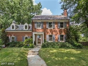 Photo of 4927 SEDGWICK ST NW, WASHINGTON, DC 20016 (MLS # DC10019747)
