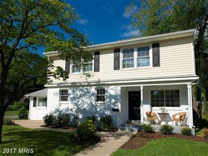 Photo of 1300 MCKINLEY ST, ANNAPOLIS, MD 21403 (MLS # AA10018748)