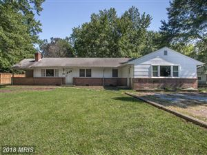 Photo of 1041 HARDING BLVD, WEST RIVER, MD 20778 (MLS # AA10034750)