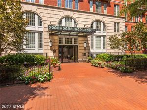 Photo of 1441 RHODE ISLAND AVE NW #205, WASHINGTON, DC 20005 (MLS # DC10045750)