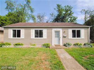 Photo of 1811 LANSING RD, GLEN BURNIE, MD 21060 (MLS # AA10010751)