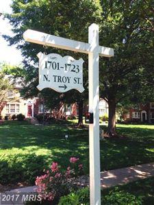 Tiny photo for 1719 TROY ST #8-398, ARLINGTON, VA 22201 (MLS # AR9979751)