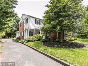 Photo of 5605 ROLAND AVE, BALTIMORE, MD 21210 (MLS # BA9951751)