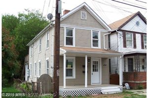 Photo of 124 6TH ST E, FREDERICK, MD 21701 (MLS # FR9523751)