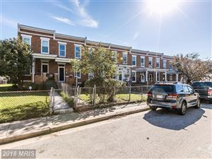 Photo of 1103 40TH ST, BALTIMORE, MD 21211 (MLS # BA10087752)