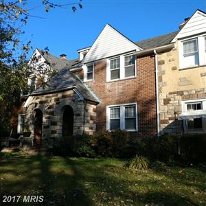 Photo of 414 HOPKINS RD, BALTIMORE, MD 21212 (MLS # BC10104756)
