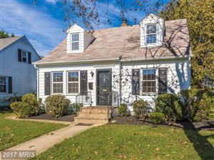 Photo of 3 FREDERICK AVE, FREDERICK, MD 21701 (MLS # FR10092757)