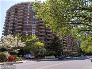 Photo of 4620 PARK AVE #1002W, CHEVY CHASE, MD 20815 (MLS # MC9956757)