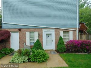 Photo of 25136 TRALEE CT #C-9, DAMASCUS, MD 20872 (MLS # MC9704758)