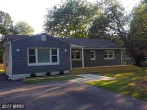 Photo of 5864 SWAMP CIRCLE RD, DEALE, MD 20751 (MLS # AA10005767)